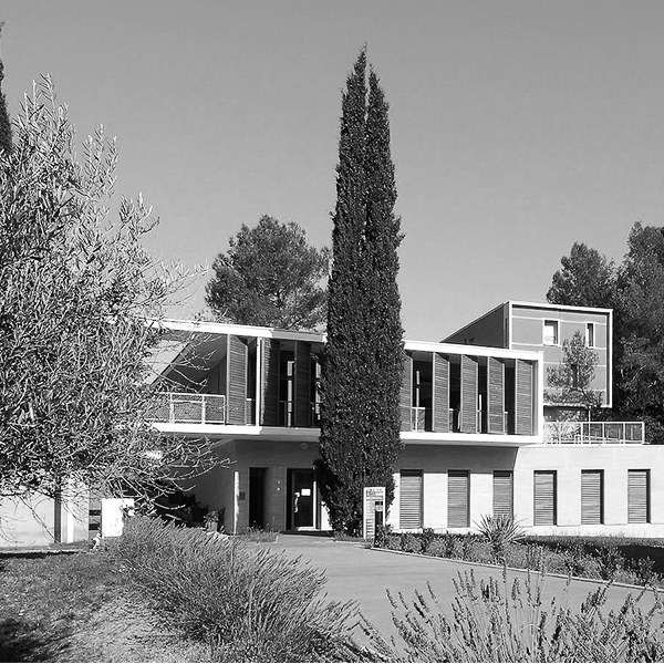 Campus Universitaire IAM - Montpellier