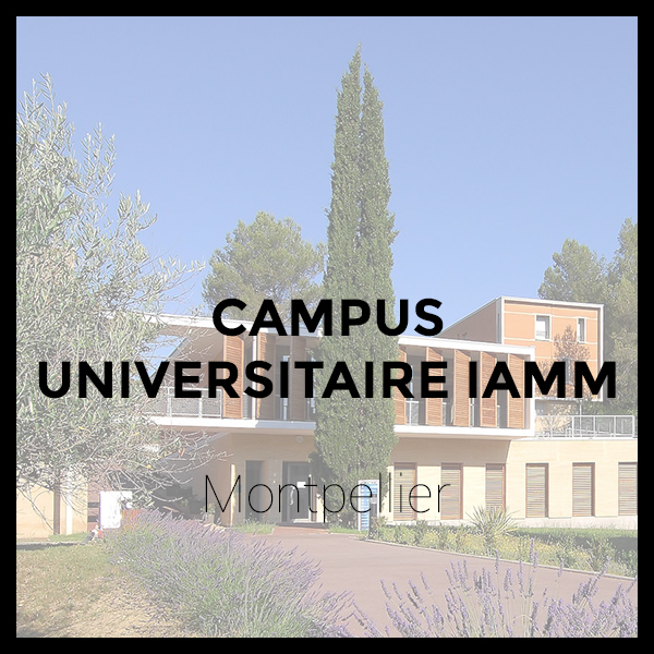 Campus Universitaire IAM - Montpellier