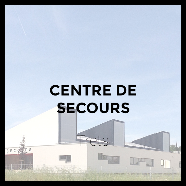 Centre de Secours - Trets