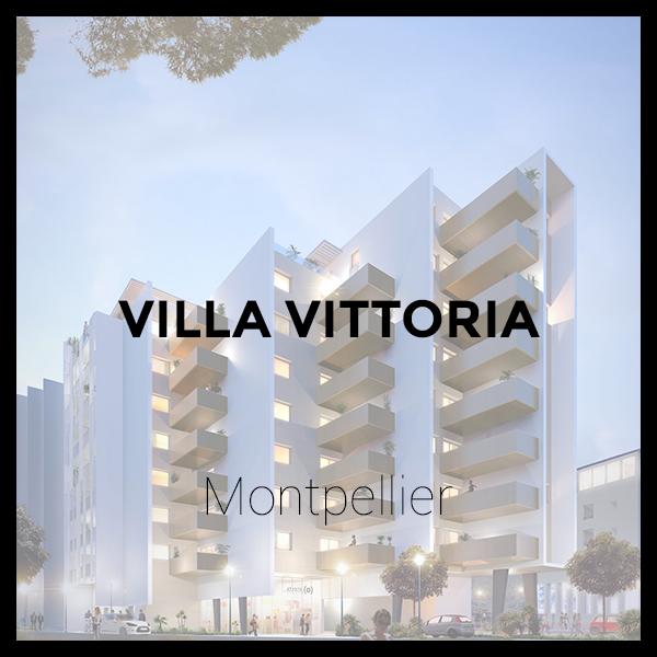 Villa Vittoria - Montpellier