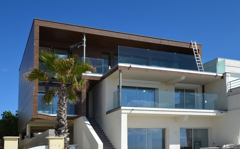 résidence en bord de mer – teissier portal architecture