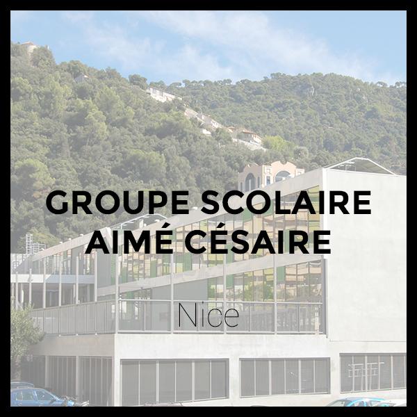 Groupe Scolaire Aimé Césaire - Nice