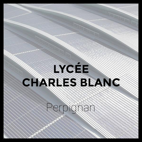 Lycée Charles Blanc - Perpignan
