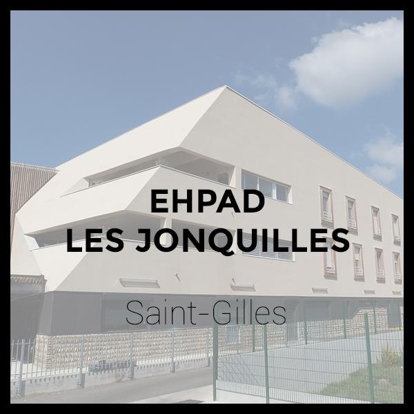 EHPAD Les Jonquilles - Saint-Gilles