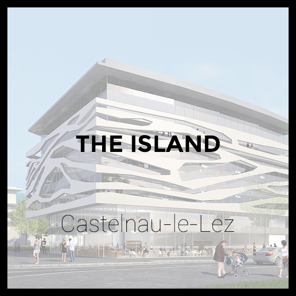 The Island - Castelnau-le-Lez