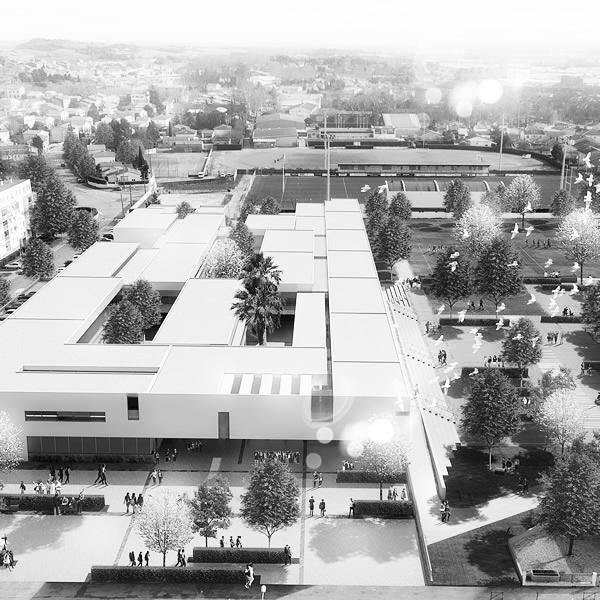 Collège Les Fontanilles - Castelnaudary