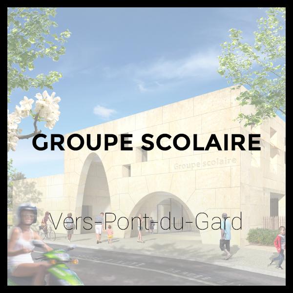 Groupe Scolaire - Vers-Pont-du-Gard