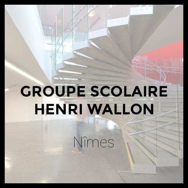 Groupe Scolaire Henri Wallon - Nîmes