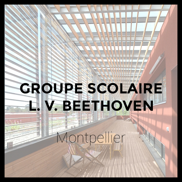 Groupe Scolaire L. V. Beethoven - Montpellier