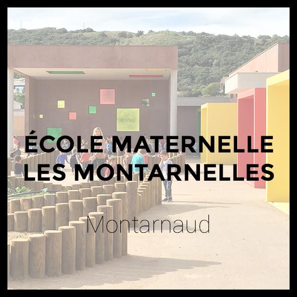 École Maternelle Les Montarnelles - Montarnaud