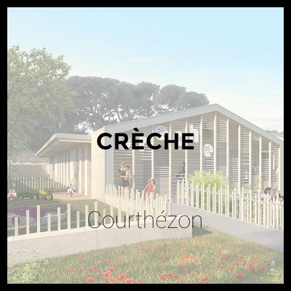 Crèche - Courthézon