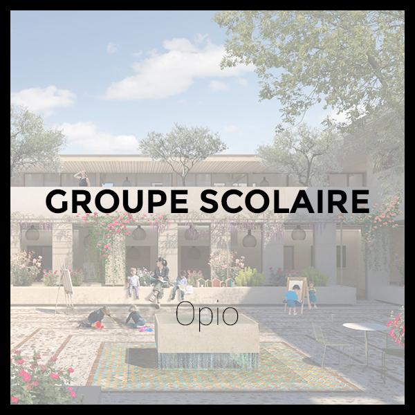 Groupe Scolaire - Opio
