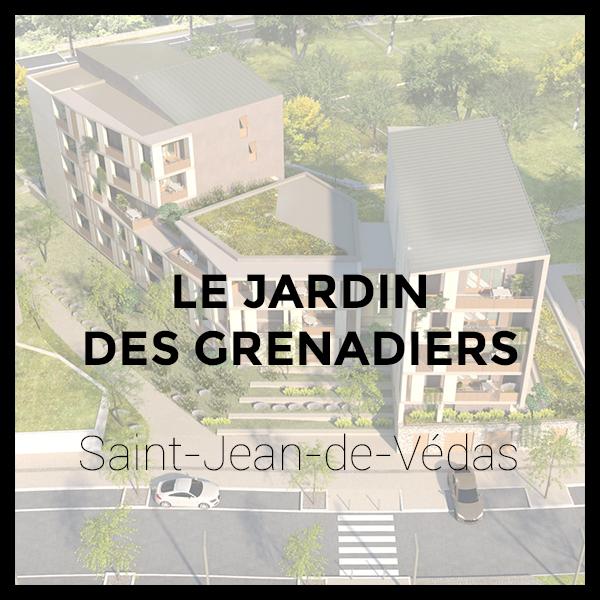 Le Jardin des Grenadiers - Saint-Jean-de-Vedas