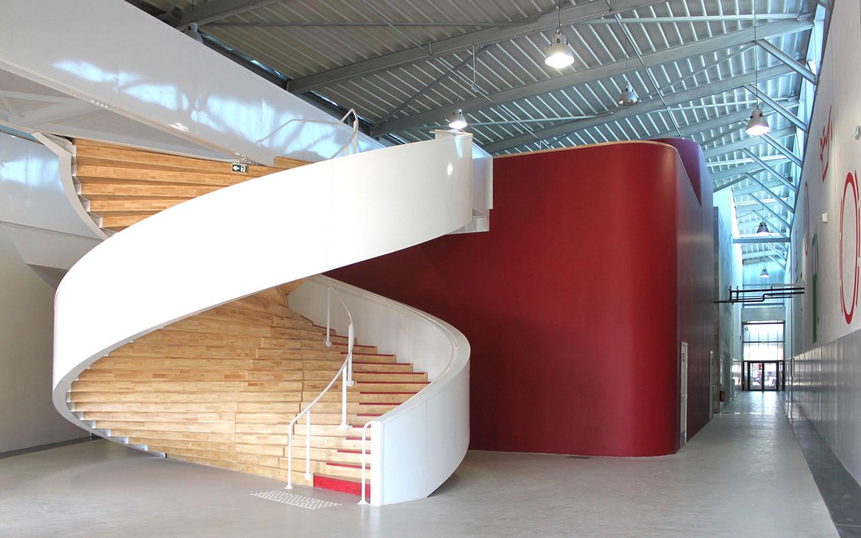 Lycée Charles Blanc